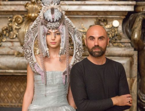 Paris Fashion Week: Giuseppe Fata tra i big della moda parigina